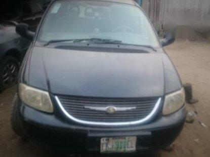 Chrysler Voyager 2003 Black for sale