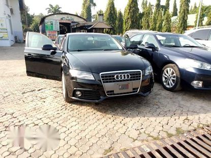 Audi A4 Prestige 2010 Black for sale