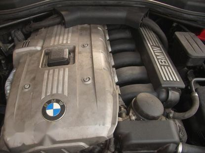 BMW 530i 2006 Black