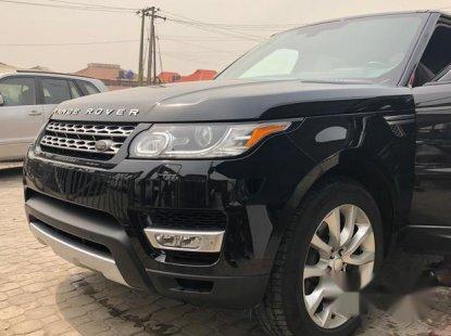 Rover Land Sport 2014 Black for sale