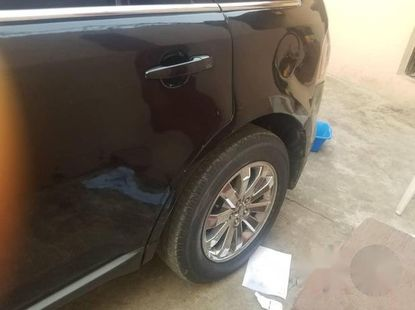 Ford Edge 2008 Black for sale