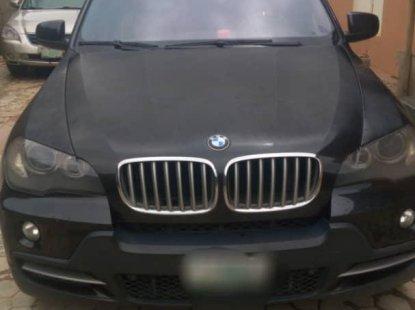 BMW X5 2010 Black for sale