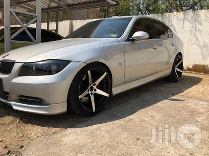 BMW 335i 2008 Silver for sales