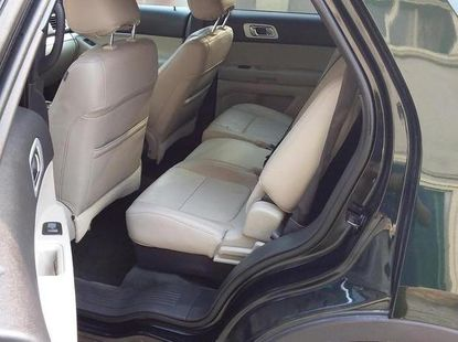 Ford Explorer 2013 Green for sale