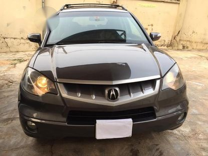 Acura RDX 5-speed Automatic 2007 Gray for sale