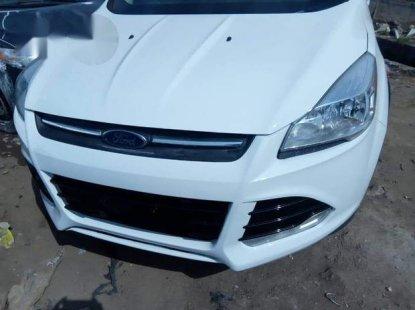 Ford Escape 2013 White for sale