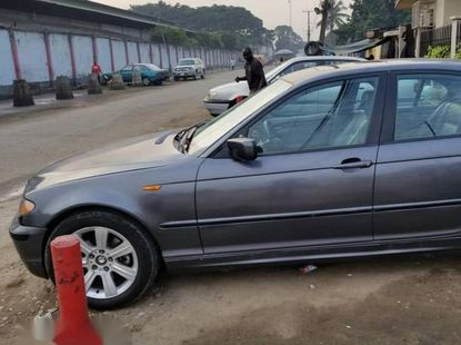 BMW 325i 2003 Gray for sale