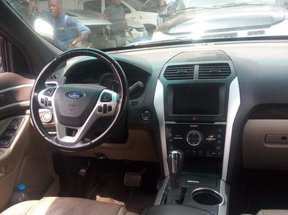 Ford Explorer 2011 Gray for sale