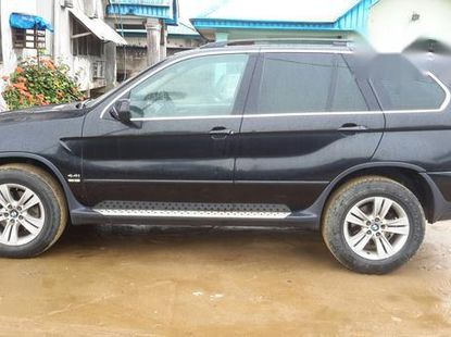 Clean And Cheap BMW X5 2006 Black for sale