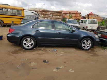 Acura RL 2005 Sedan Gray for sale