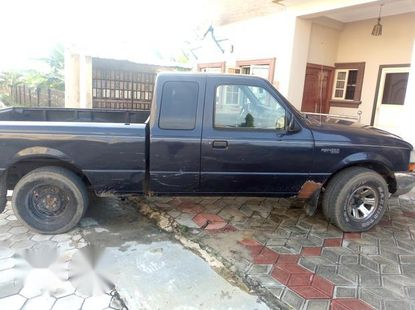 Clean Ford Ranger 2000 Green For Sale
