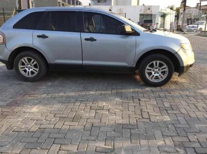 Sharp Ford Edge 2008 Blue for sale