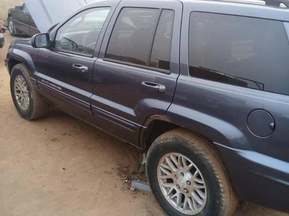 Jeep Cherokee 2008 Black for sale