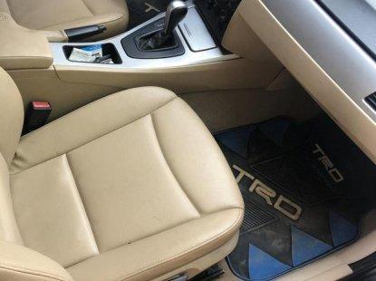 Clean BMW 318i E90 2007 White for sale