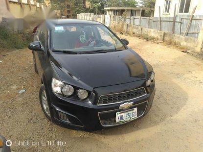 Chevrolet SS 2013 Black for sale