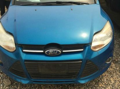 Ford Focus 2012 Blue for sale