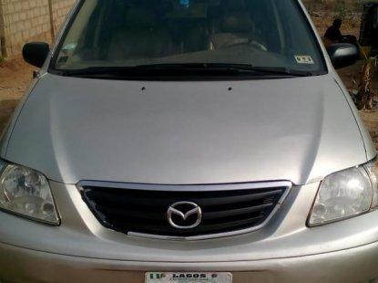 Mazda MPV 2003 2.3 MZR Comfort Gold for sale