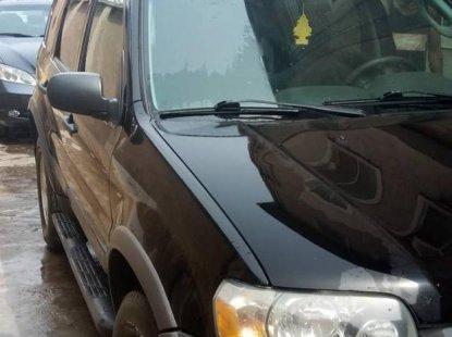 Ford Escape 2007 Black for sale