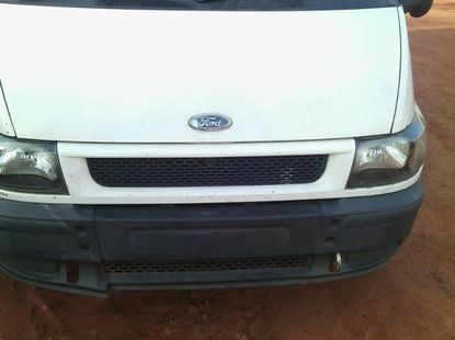 Ford Transit 2002 White for sale