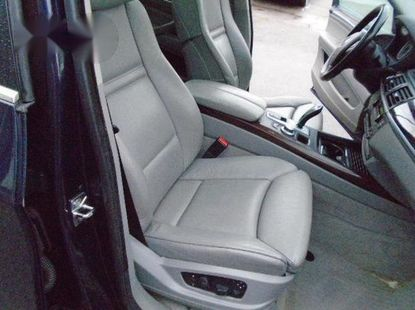 BMW X5 2008 4.8is Blue for sale