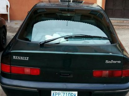 Renault Safrane 1999 Automatic Green for sale