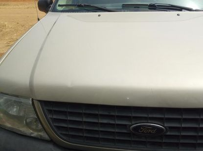 Neat Ford Explorer 2004 Gold for sale