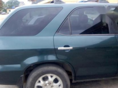 Acura MDX 2002 Green for sale