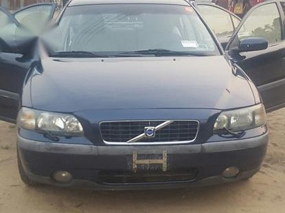 Strong Volvo S60 2006 Blue for sale