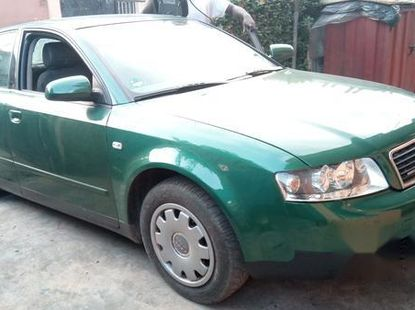 Audi A4 2.0 Automatic 2002 Green for sale