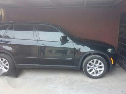 Used BMW X5 2011 Black For Sale