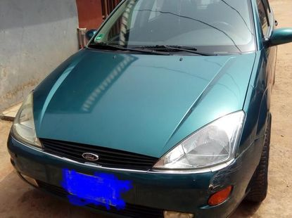 Ford Focus 2006 1.6 16V Trend Automatic Green for sale
