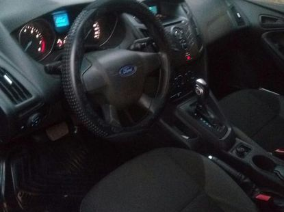 Ford Focus 2014 Black For Sale