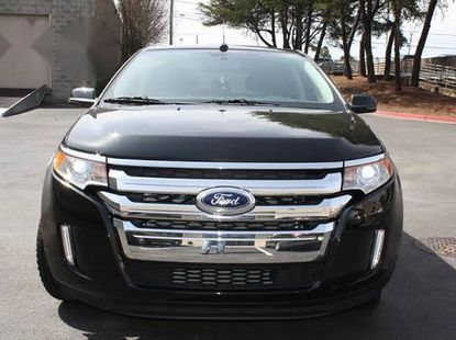 Ford Edge Limited 2013 Black for sale