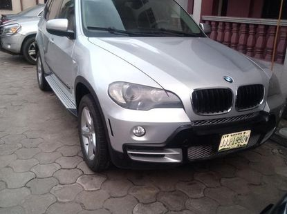 BMW X5 2010 Silver for sale