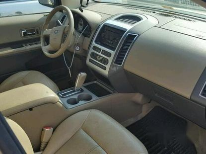 Ford Edge 2007 White for sale