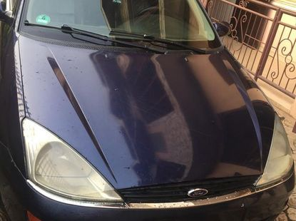 Ford Focus 2000 Blue for sale