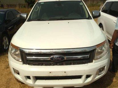 Ford Ranger 2013 White for sale