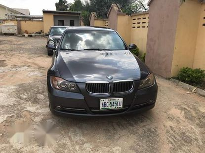 BMW 335i 2008 Gray for sale