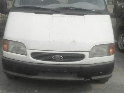 Ford Transit 1995 White for sale