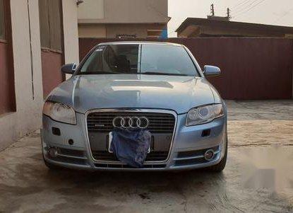 Audi A4 2006 Blue for sale