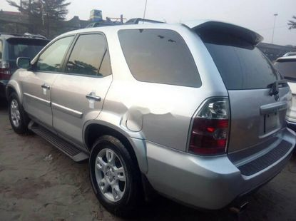 Acura MDX 2005 Petrol Automatic Grey/Silver for sale
