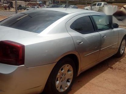 Dodge Charger 2006 Silver for sale