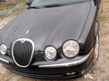 Jaguar S-Type 2002 Black for sale