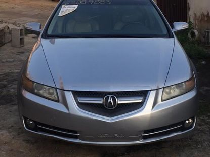 Used Acura TL 2008 Silver for sale