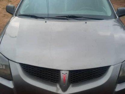 Pontiac Vibe 2004 Gray for sale