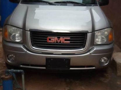 GMC Envoy 2002 Gray for sale