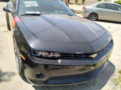 Chevrolet Camaro 2015 Black for sale