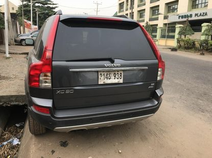 Volvo XC90 2008 Petrol Automatic Grey/Silver for sale