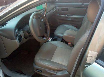 Ford Taurus 2008 Green for sale