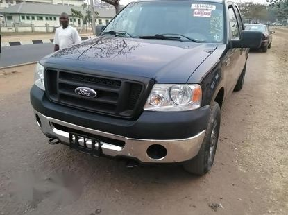 Clean Ford F-150 2007 Blue for sale